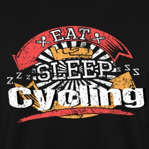 Eat Sleep Cycling - Herrtröja
