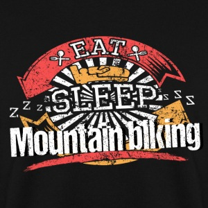 Eat Sleep Mountainbike - Herrtröja