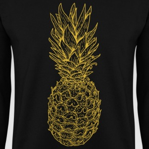 Pineapple gold - Men's Sweatshirt
