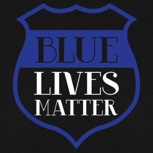 Politie: Blue Lives Matter - Mannen sweater