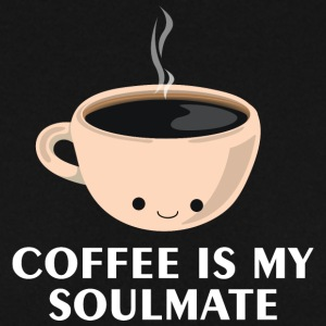 Coffee is my Soulmate - Männer Pullover