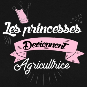 Les Princesses deviennent Agricultrice - Sweat-shirt Homme