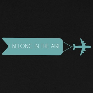 Pilot: I Belong In The Air. - Sweat-shirt Homme