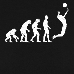 VOLLEYBAL EVOLUTIE! - Mannen sweater