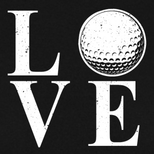 I LOVE GOLF! - Men's Sweatshirt
