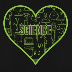 SCIENCE HEART HEAT - Men's Sweatshirt