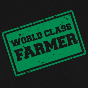 Farmer / Farmer / Farmer: World Class Farmer - Men's Sweatshirt