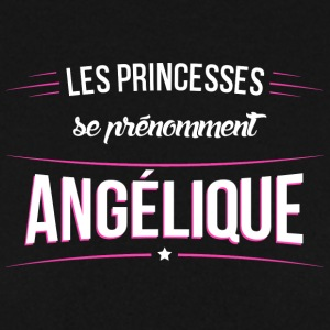 Les Princesses se prenomment Angelique - Sweat-shirt Homme