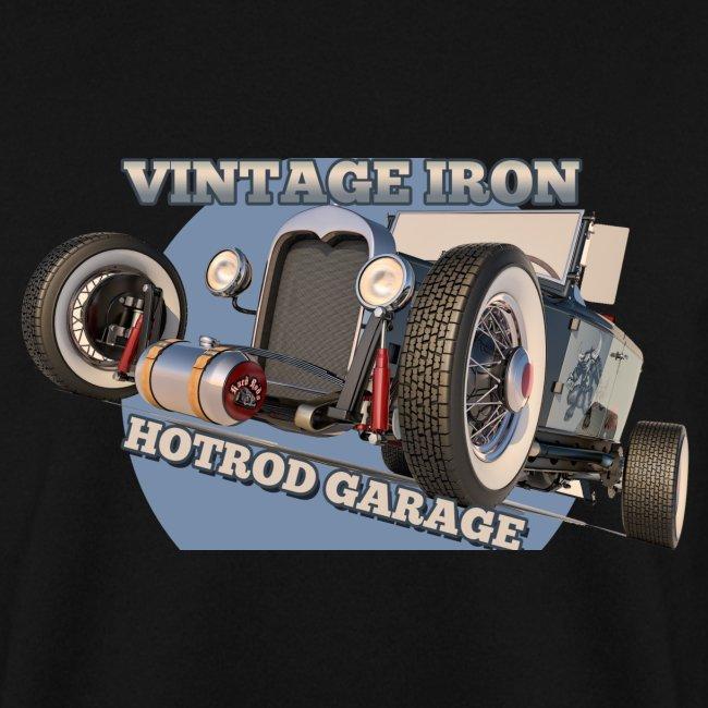 hot rod garage | vintage iron