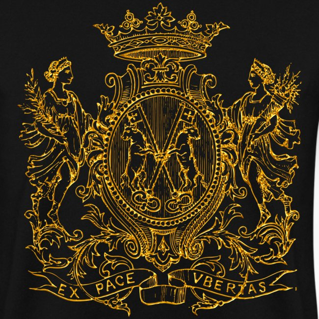 Peace and prosperity coat of arms