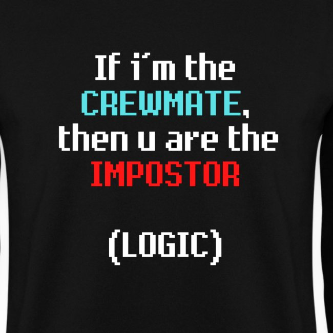 You are the impostor