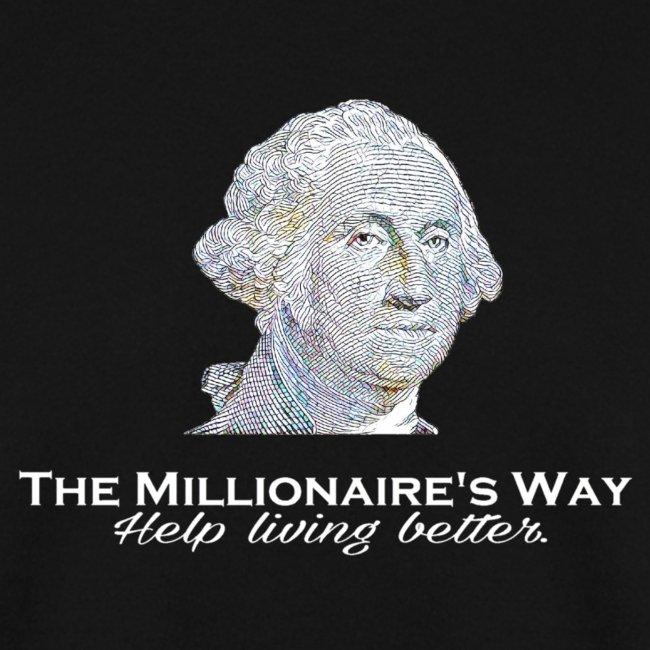 Il nostro logo in bianco
