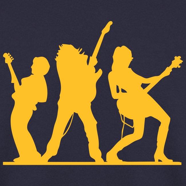 bass & gitarre