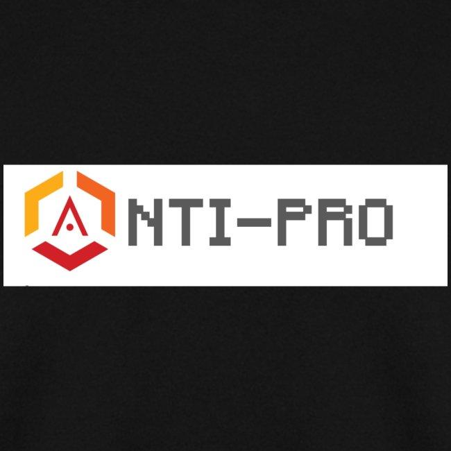 Maglietta Scritta Mario Anti-Pro Semplice