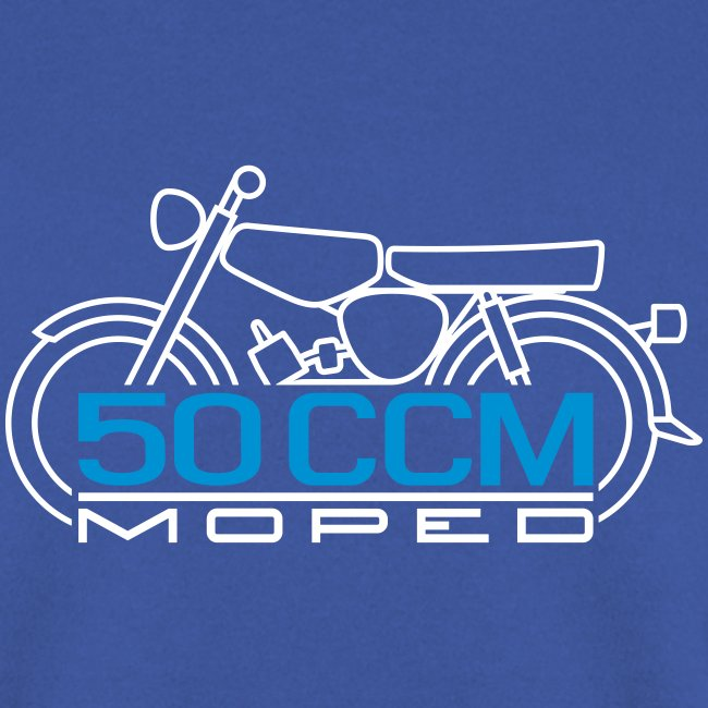 Moped S51 60 ccm Emblem