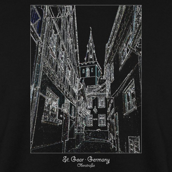 St. Goar – Stiftskirche Oberstraße