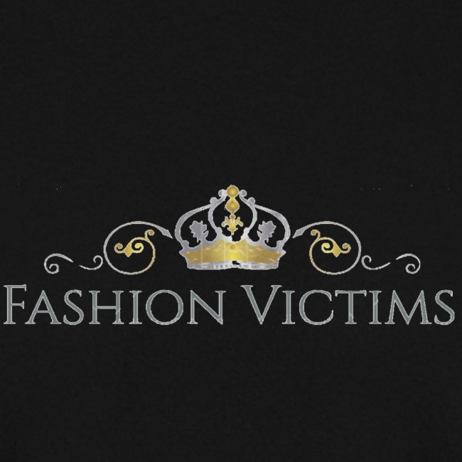Official Fashion Victims Logo Gold/Silver