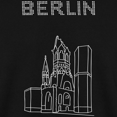 Église du Souvenir de Berlin - Sweat-shirt Unisexe