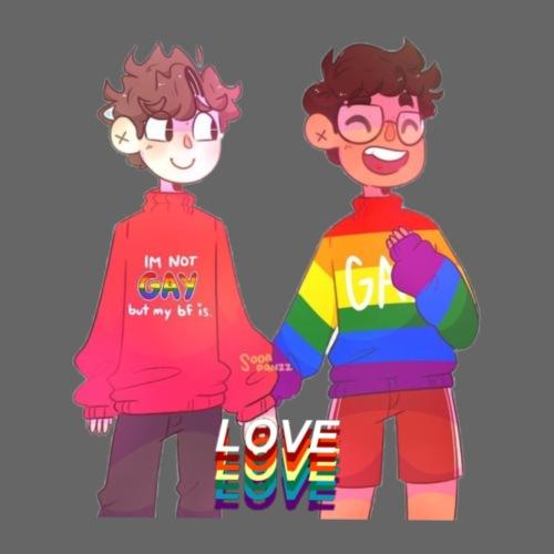 GAY.PEOPLE - Sudadera unisex