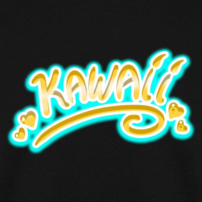 Kawaii Jaune et Bleu