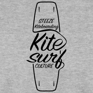 Kitesurf Culture Conseil Conception - Sweat-shirt Homme