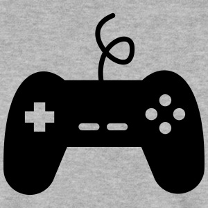 game console joystick geek video gamer - Mannen sweater