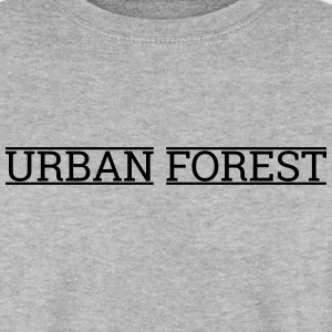 forêt urbaine - Sweat-shirt Homme