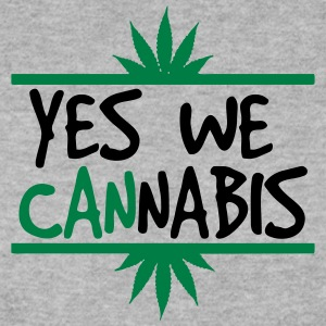 cannabis - Herre sweater
