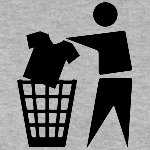 trash shirt - Genser for menn