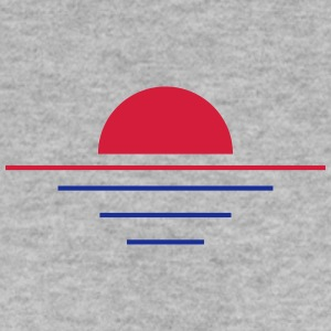 Sunset - Men's Sweatshirt
