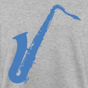 Saxophone - Men's Sweatshirt