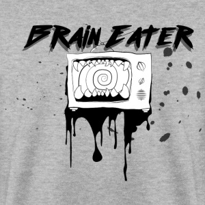 Brain eater - Men's Sweatshirt