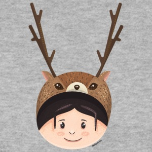 DEER GIRL - Men's Sweatshirt
