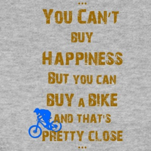 Happiness for Biker - Männer Pullover