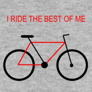 Bicycle_the_best_of_me_v2 - Felpa da uomo