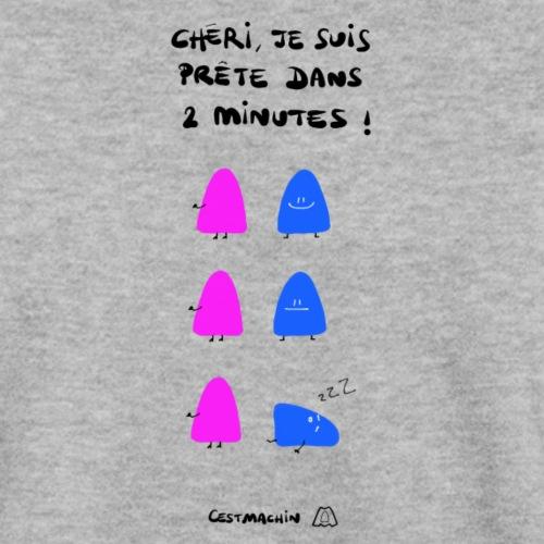 Deux minutes chéri - Sweat-shirt Homme