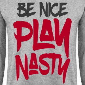 Be Nice Play Nasty - Genser for menn