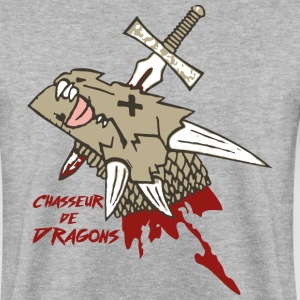 chasseur de dragons 2 - Sweat-shirt Homme