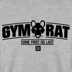 GYM RAT FITNESS WEAR - Männer Pullover