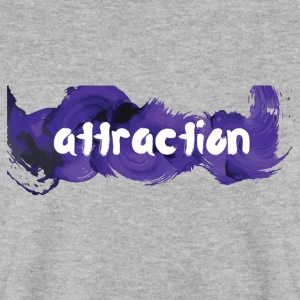 attraction attraction - Men's Sweatshirt