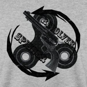 Revolver Spinner Retro - Men's Sweatshirt