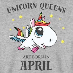 Unicorn queens April - Men's Sweatshirt