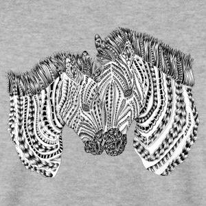 zebra - Mannen sweater