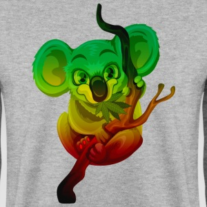 Rasta Koala - Sweat-shirt Homme