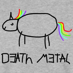 death metal - Genser for menn