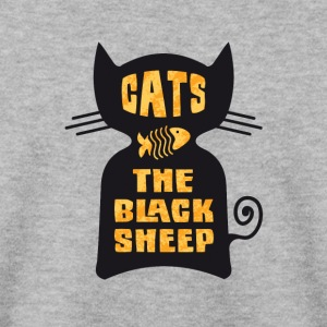 KATTE - The Black Sheep - Herre sweater