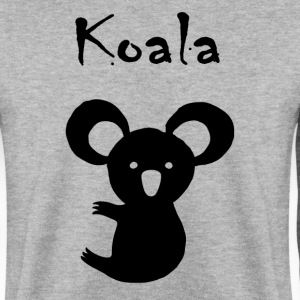 koala - Sweat-shirt Homme