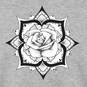 mandala Rosa - Men's Sweatshirt