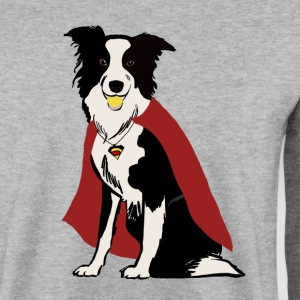 Flyball Border Collie Superdog - Genser for menn