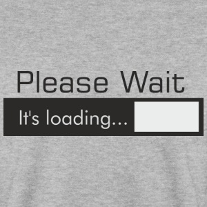 PLEASE_WAIT - Herre sweater